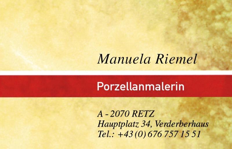 Riemel Manuela