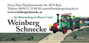 Weinbergschnecke - Franz Paty